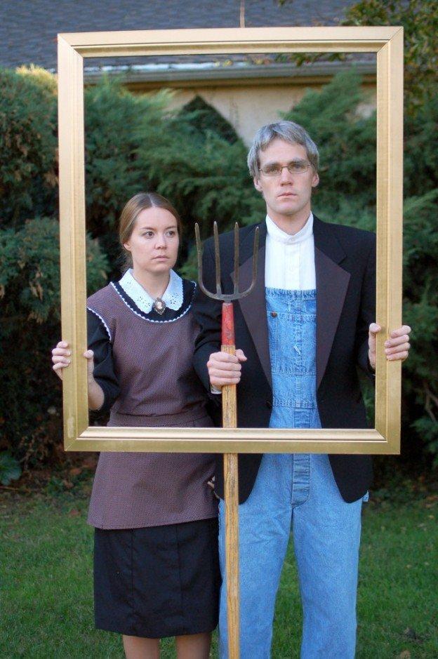 Halloween Costumes American Gothic American Gothic Costume