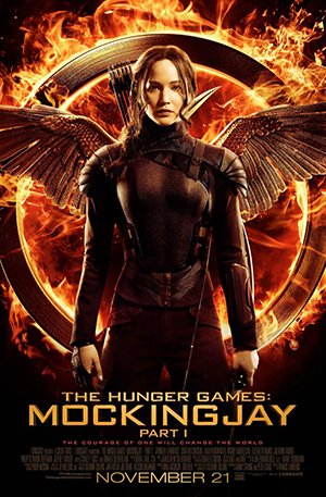 Mockingjay film poster