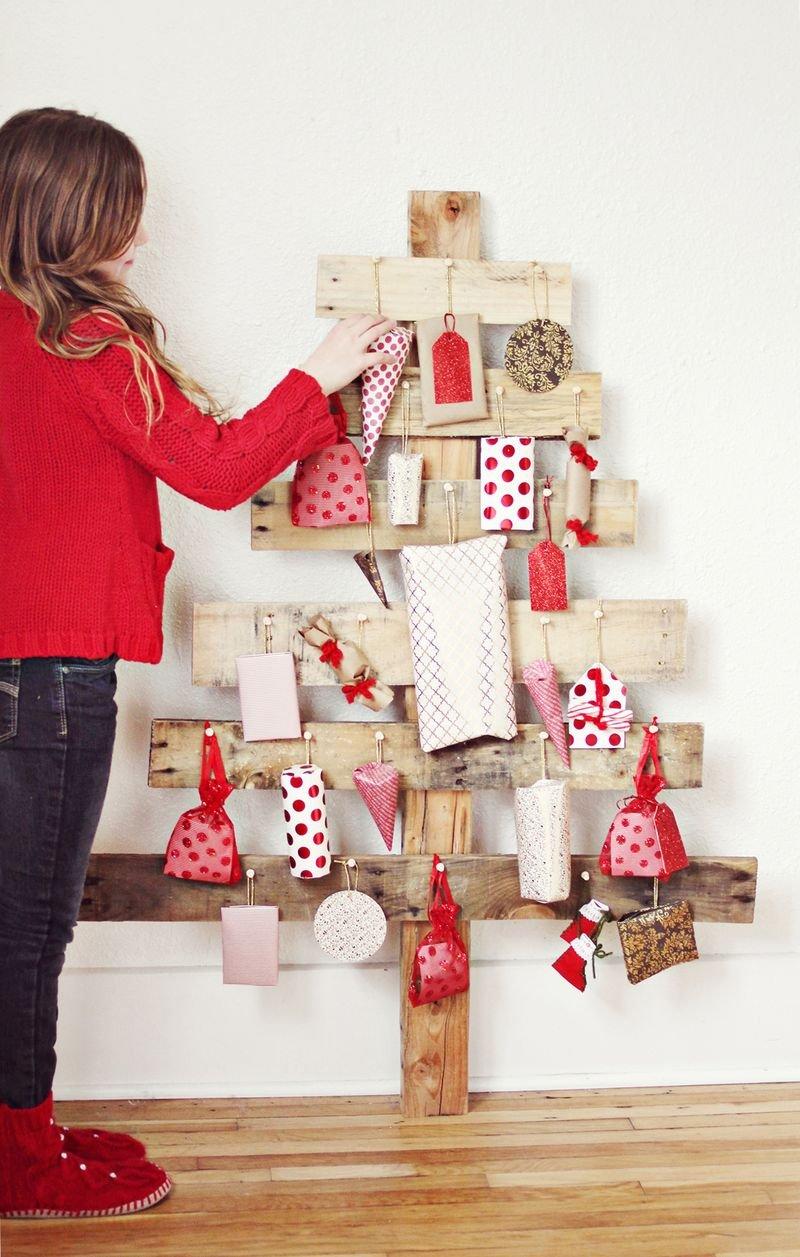 Karácsonyfa utánzat