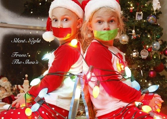 Silent nIght Christmas photo