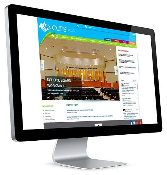 CCPS screen