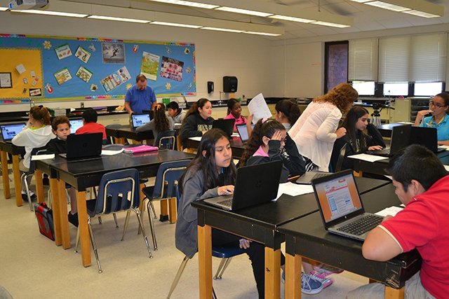 Collier County middle school college readiness program