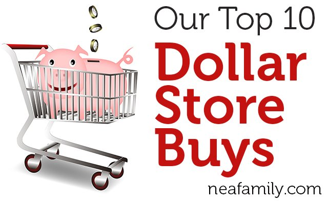 Top 10 Dollar Store Buys
