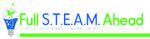Full STEAM Ahead logo