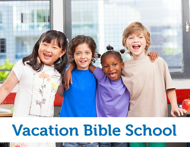 Vacation Bible School Directory Master