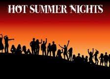 Hot summer nights 2015