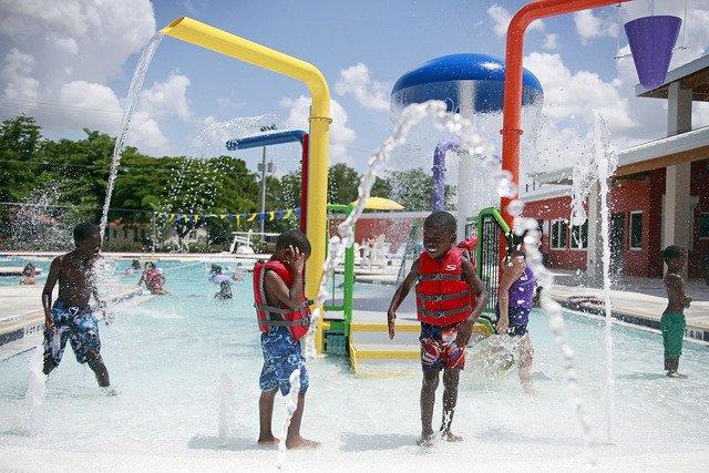 River Park swimming pool