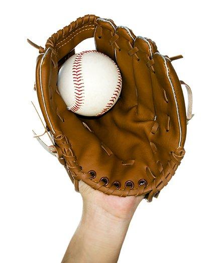 Miracle baseball camp for kids