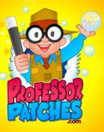 Professor Patches logo