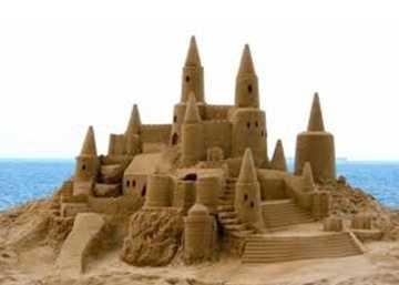 CMON Sand Castle