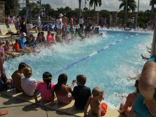 Greater Naples YMCA swim classes
