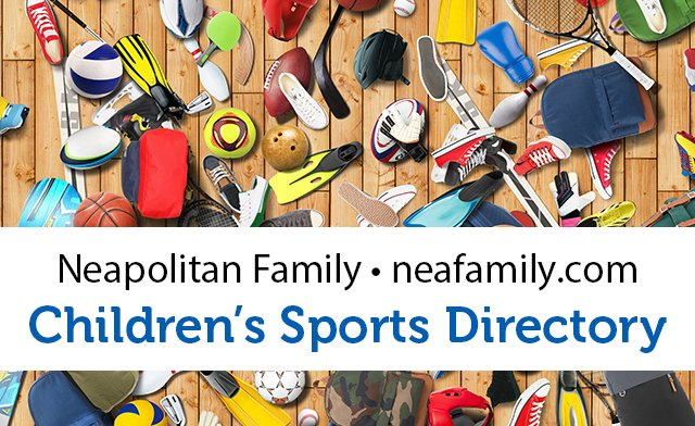 children's sports directory header