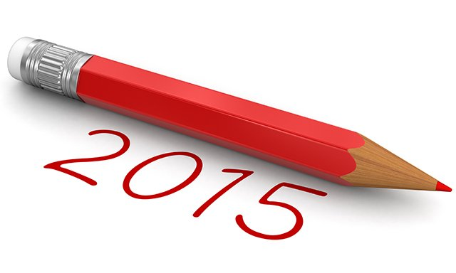 2015 Back to school pencil