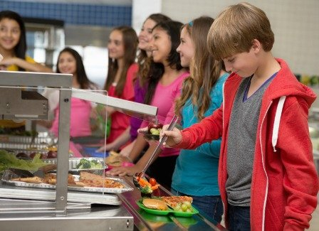 CCPS lunch program