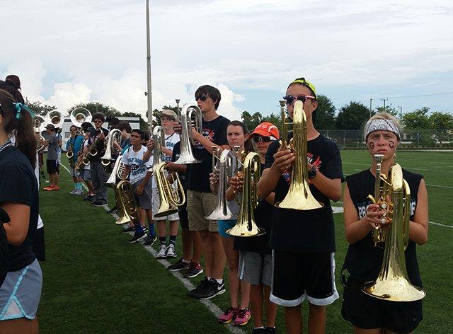 Gulf Coast High School Band