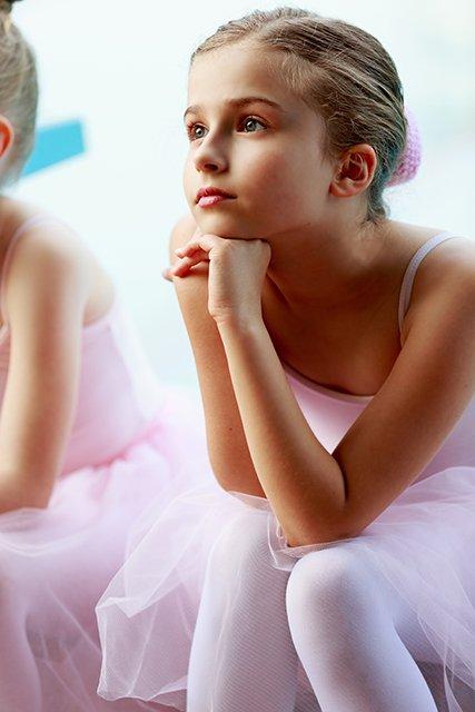 Nutcracker ballerina