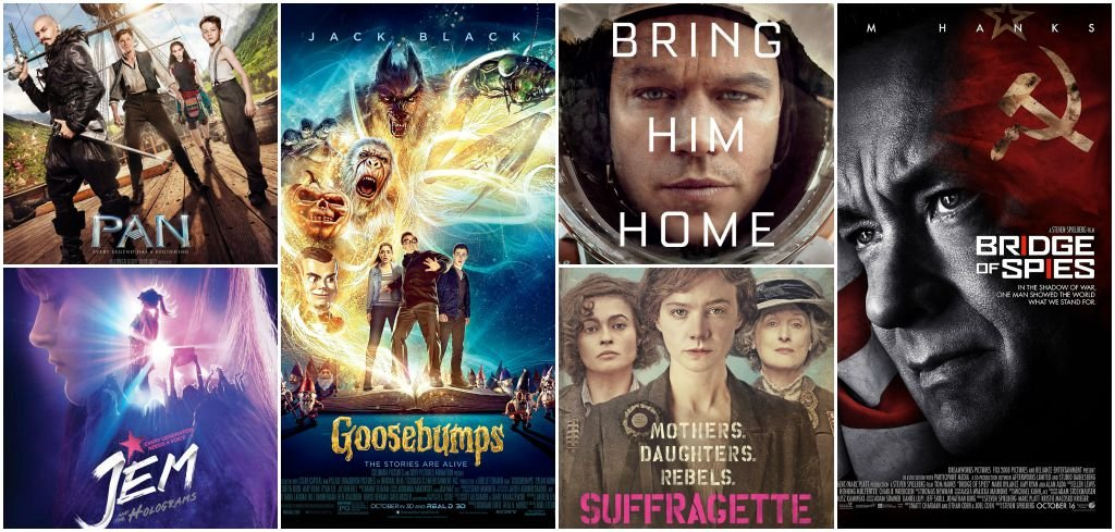 October 2015 Family Movie & DVD Reviews - neafamily com