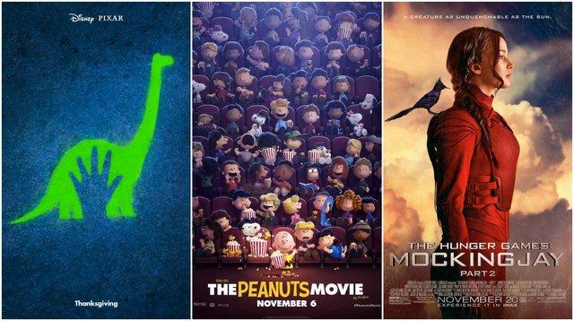 Nov 15 Movie Collage