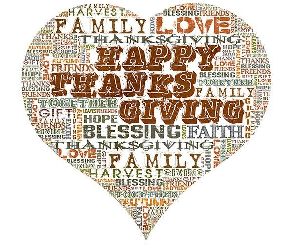 Thanksgiving Heart
