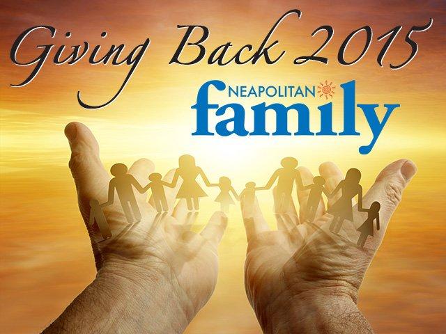 Giving Back 2015