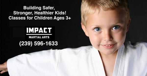 Impact Martial Arts