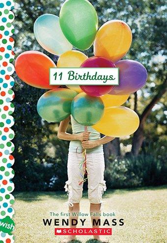 11 Birthdays art