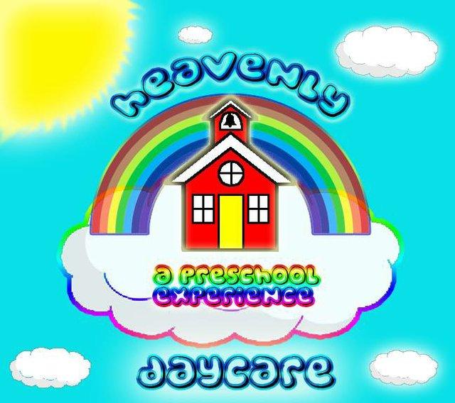 Heavenly Daycare logo