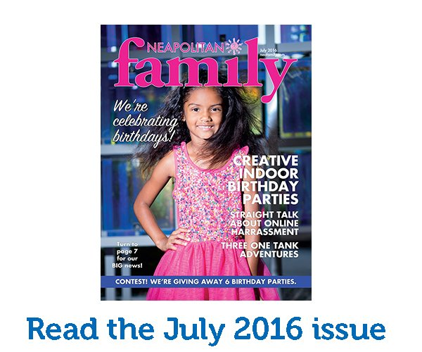 Read the July 2016 Issue