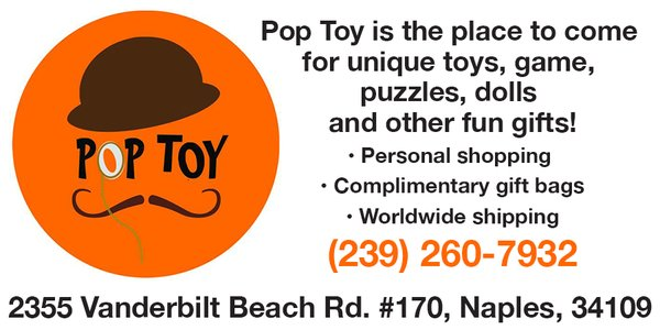 Pop Toy right side ad