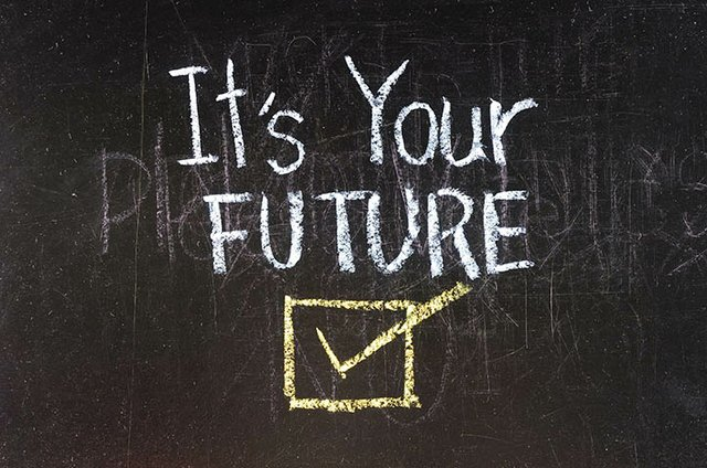 Vote Chalkboard