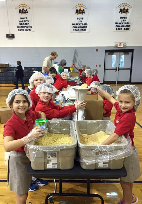 Meals of Hope Packing Event