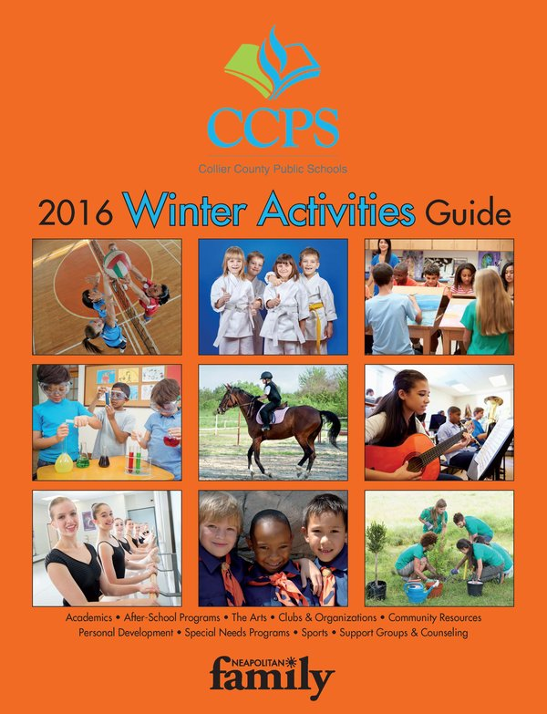 Read the CCPS Winter 2016 Activities Guide