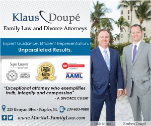 Klaus Doupe Family Law Web Ad