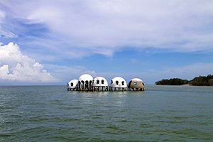 Dome Homes Cape Romano