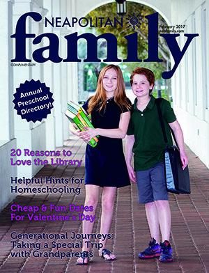 Neapolitan Family Digital issue February 2017