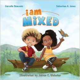 I am Mixed Book Cover