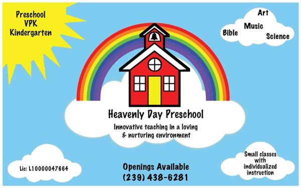 Heavenly day logo 2
