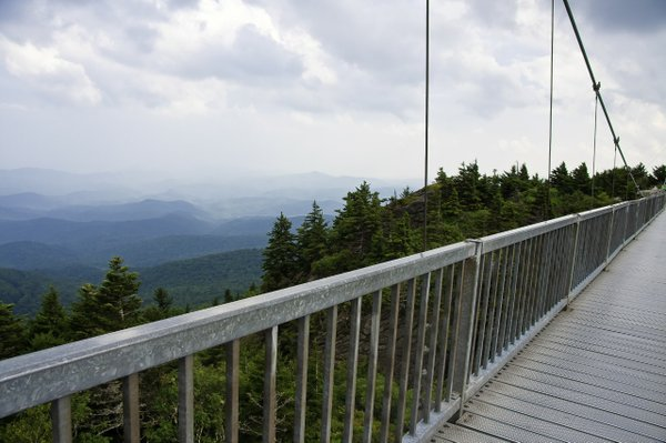 Grandfather Mountain Blue Ridge Parkway