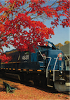 Scenic Blue Ridge Railway Fall Train Smaller