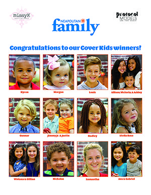 Cover Kids Winners 2017-18