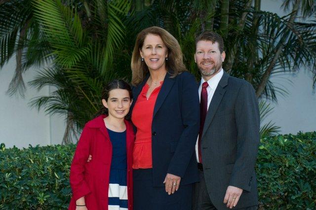 Tamara Nicola and Family