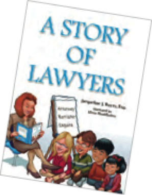 A Story of Lawyers by Jacqueline Buyze