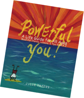 Powerful You by Julie Frizzi