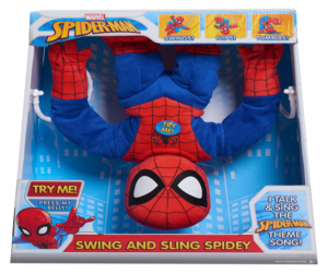 spider man toy guide