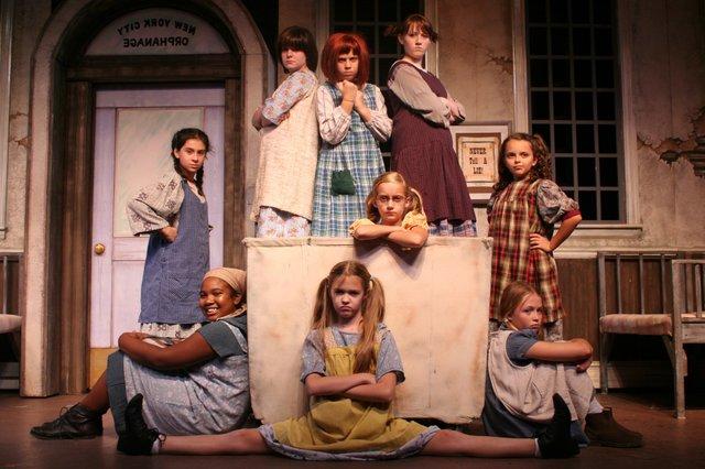Broadway Palm Annie orphans
