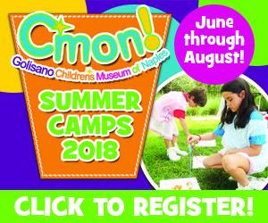 Cmon Summer Camp 2018