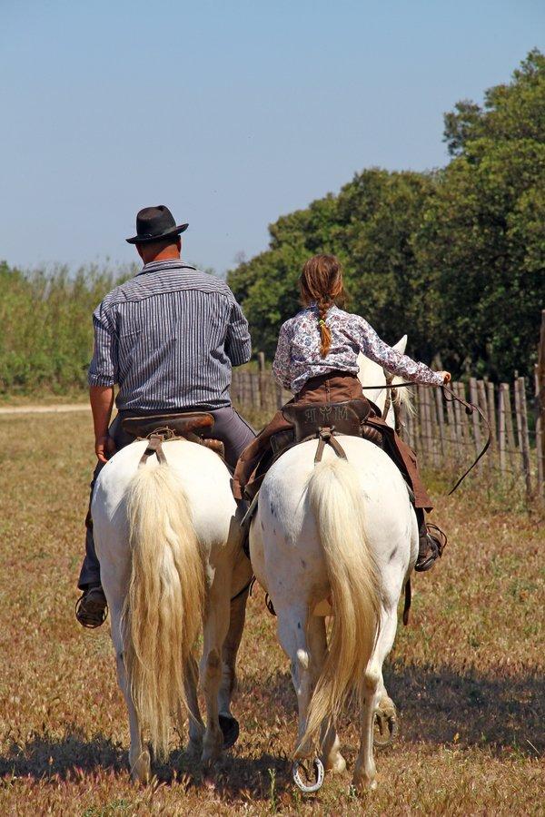 fathers day horseback riding