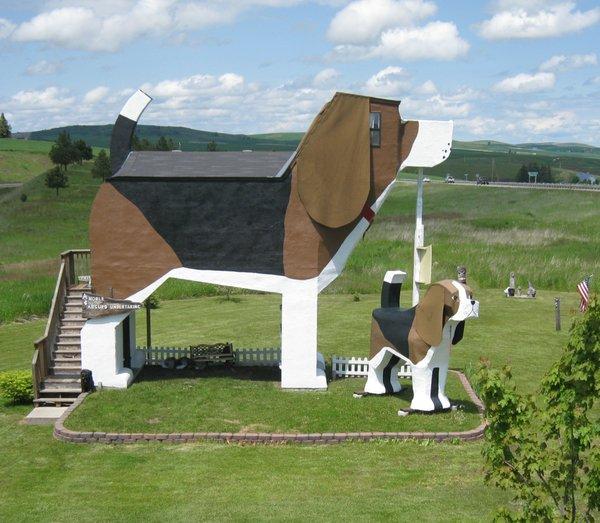 Trojan Dog House