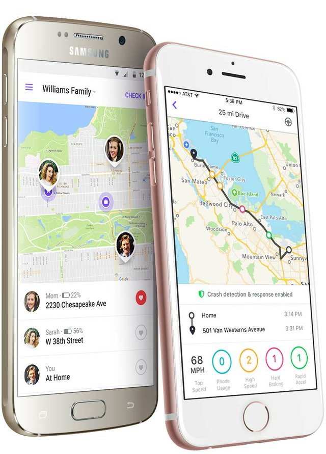 Life 360 Tracking App