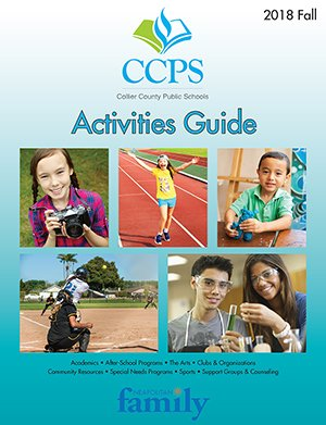 CCPS Activities Guide Fall 2018